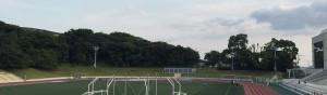 日吉キャンパス陸上競技場